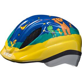 KED Meggy Originals Helmet Kids mondbär